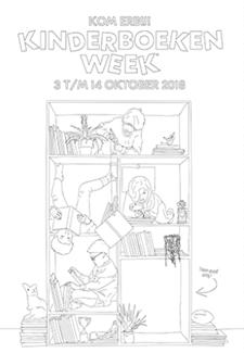 Mimi Mickey Mous Kerst Kleurplaat Kleurplaat Kinderboekenweek 2017