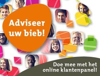 Adviseer uw bieb! Doe mee met het online klantenpanel!