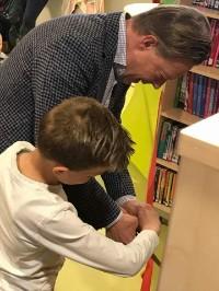 Bekijk details van Officiële opening 'de Bibliotheek op school' op Het Kompas